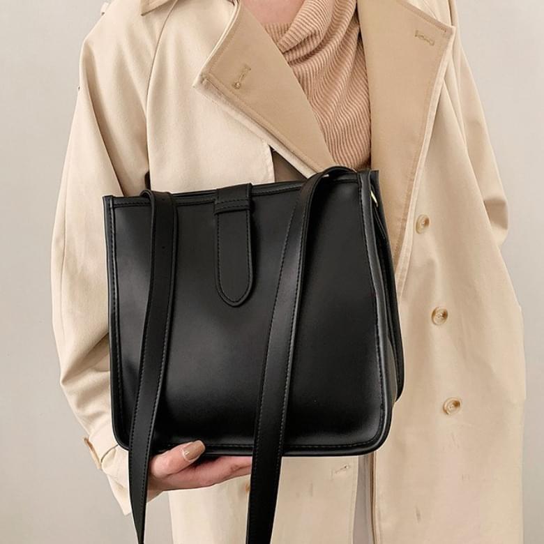 Bucket Is Leather Bag
