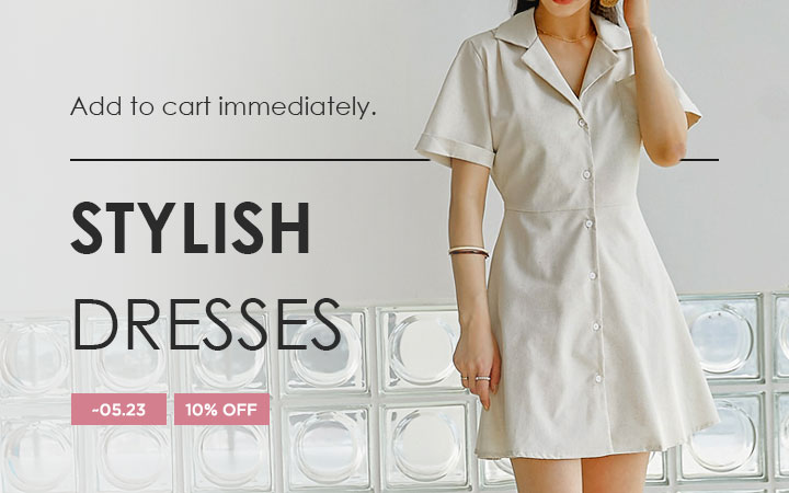 Add to cart immediately - Stylish Dresses