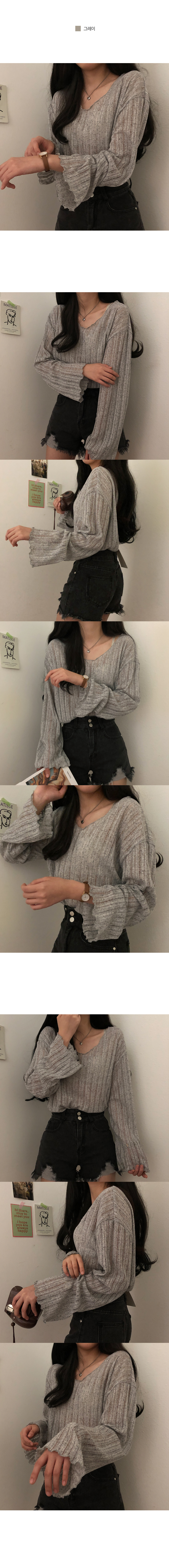 May Wave Linen Knitwear T-Shirt Protects Against Sunlight