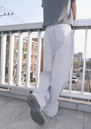 natural washing grey jean
