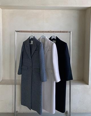 韓國空運 - sale) Chatham single wool coat 大衣