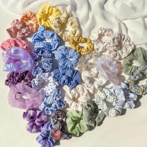 30 pieces set spring and summer giblets hair band