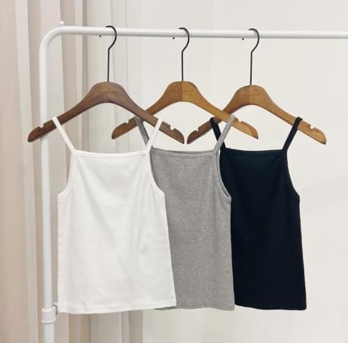 Cotton-Blend Camisole