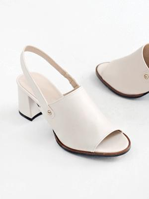 Simpleline Slingback Sandals 6cm