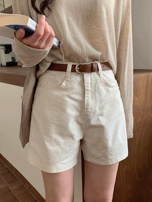 純棉舒適短褲