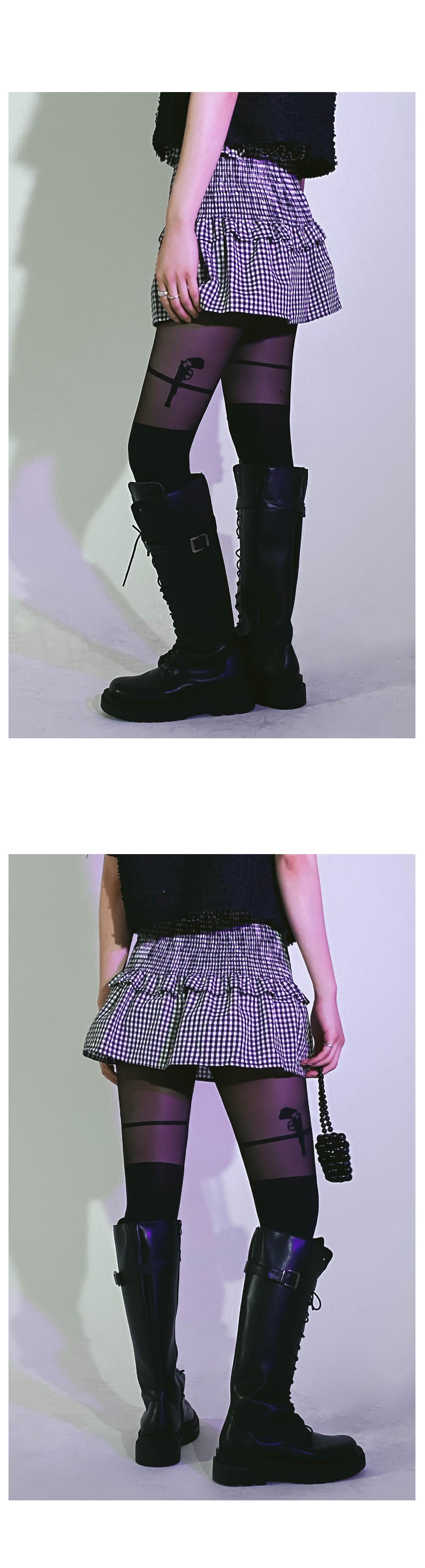 Pistol tights