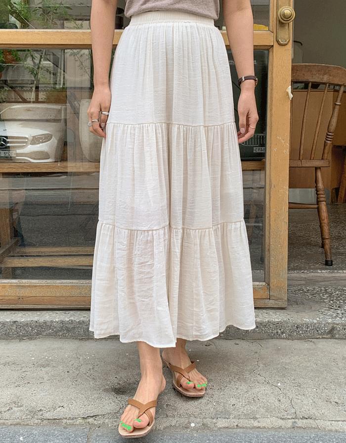 Sugar Kang Kang Long Skirt