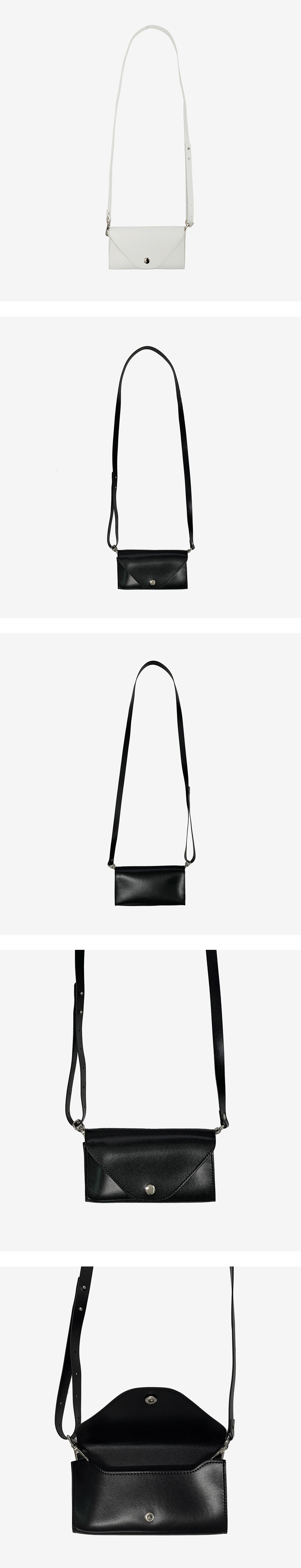 Move square crossbody bag
