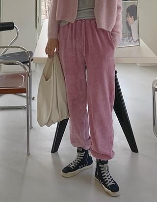 sale) Jackie Cordew Jogger Pants