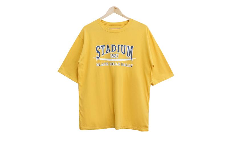 Stadium Box Short Sleeve Tee