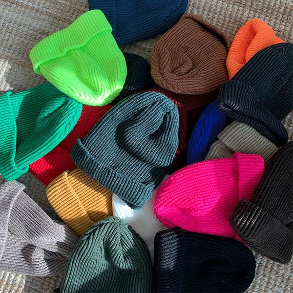 Must Basic Beanie-20colors