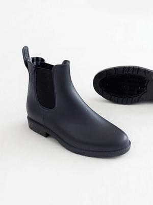 Rainy season Chelsea rain boots 2cm