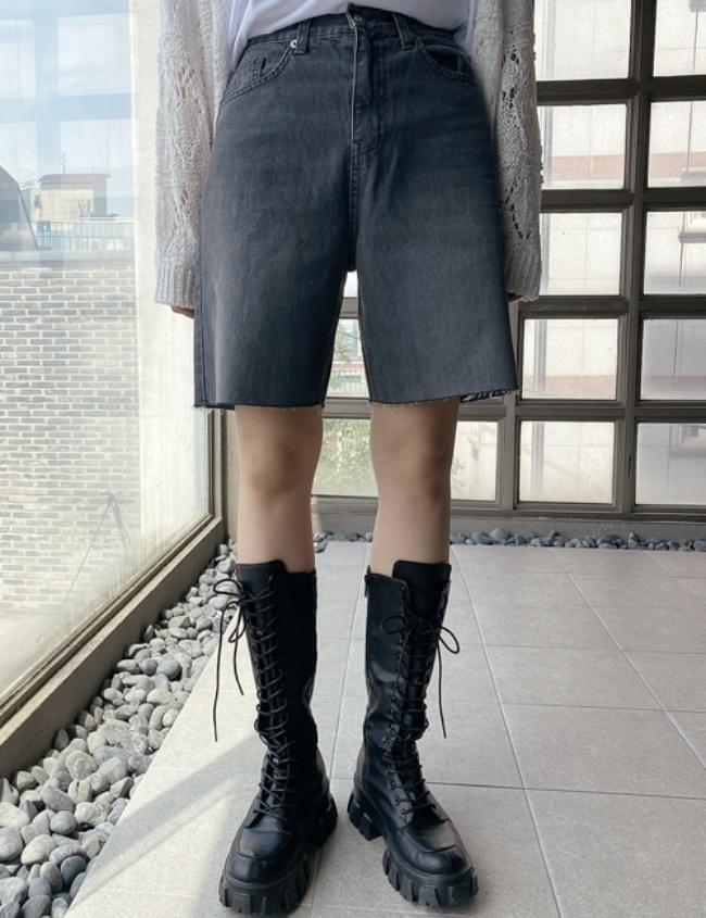 韓國空運 - no.5467 wide shorts 短褲