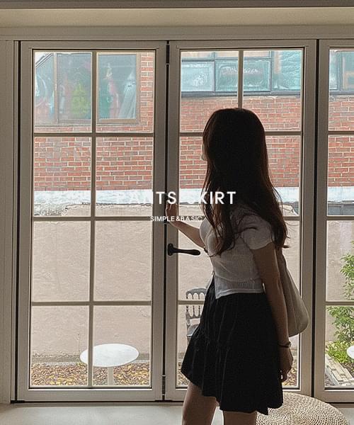쥬키 캉 미니 스커트 - 3color