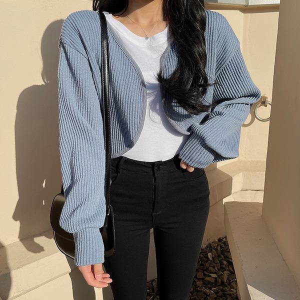 Pi Bolero Knitwear Cardigan Set