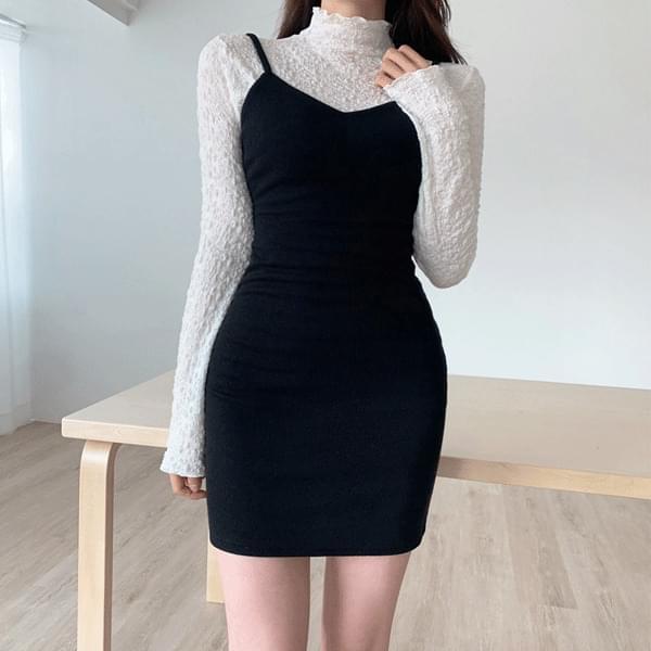 Devon Cheongpang Fit Bustier Dress