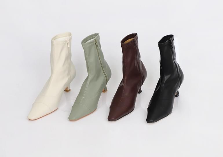 sale) Sonic Color Ankle Boots 靴子