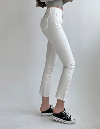 Skype banhayi Cotton semi Flared pants