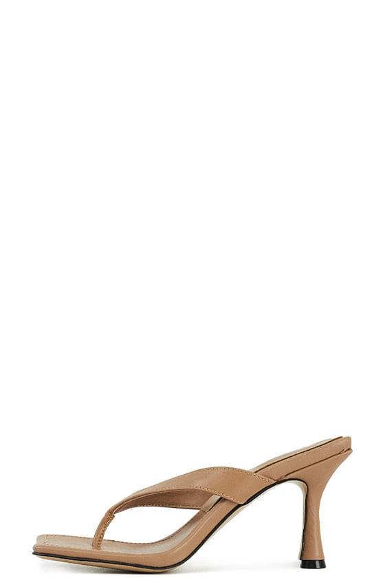 Sophie slim-heel sandals