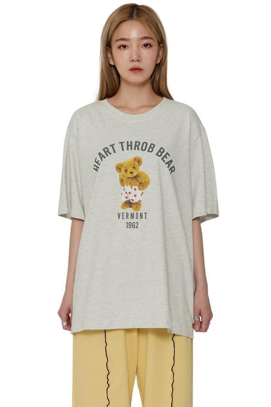 Heart 1962 Bear T-shirt