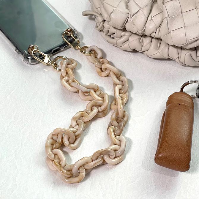 Homaica Chain Bag Cell Phone Strap