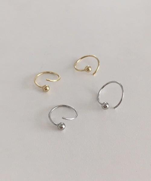rond earring