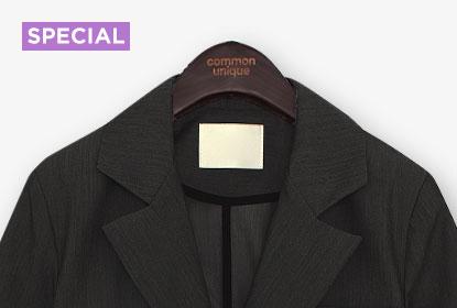 1 Short Sleeve Jacket, 8 Stylings