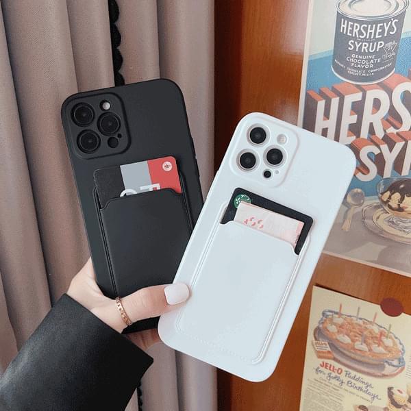 Pastel card case