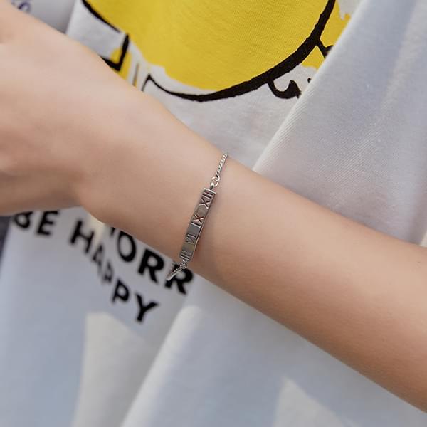 Vintage Number Bracelet #86445