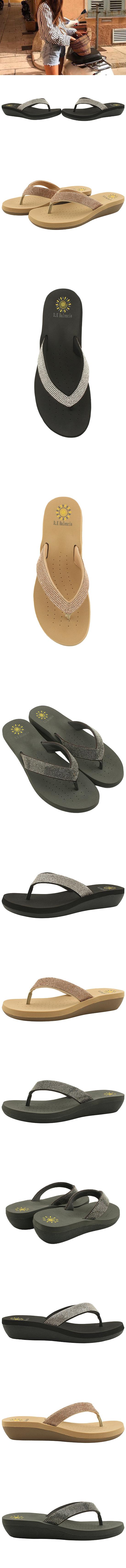 Soft Cushioning Flip-Flop Slippers Black