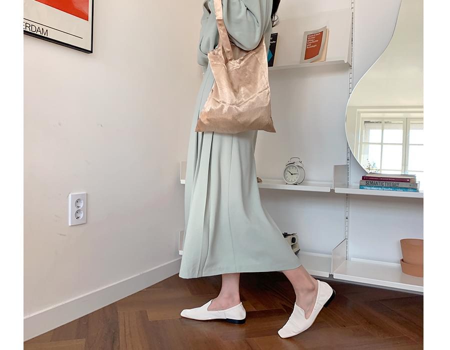 Blim simple flat shoes_J