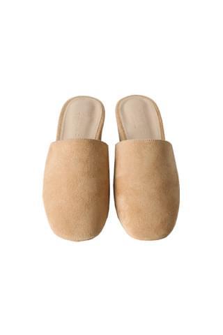 쉬즈모 - shoes(스웨이드 슬리퍼 세무 블로퍼)
