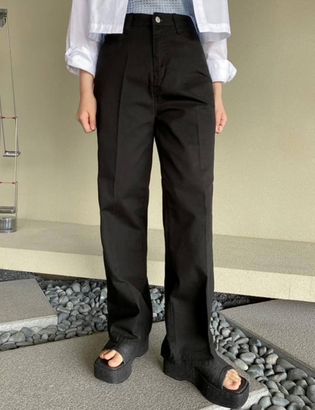 Mild cotton trousers
