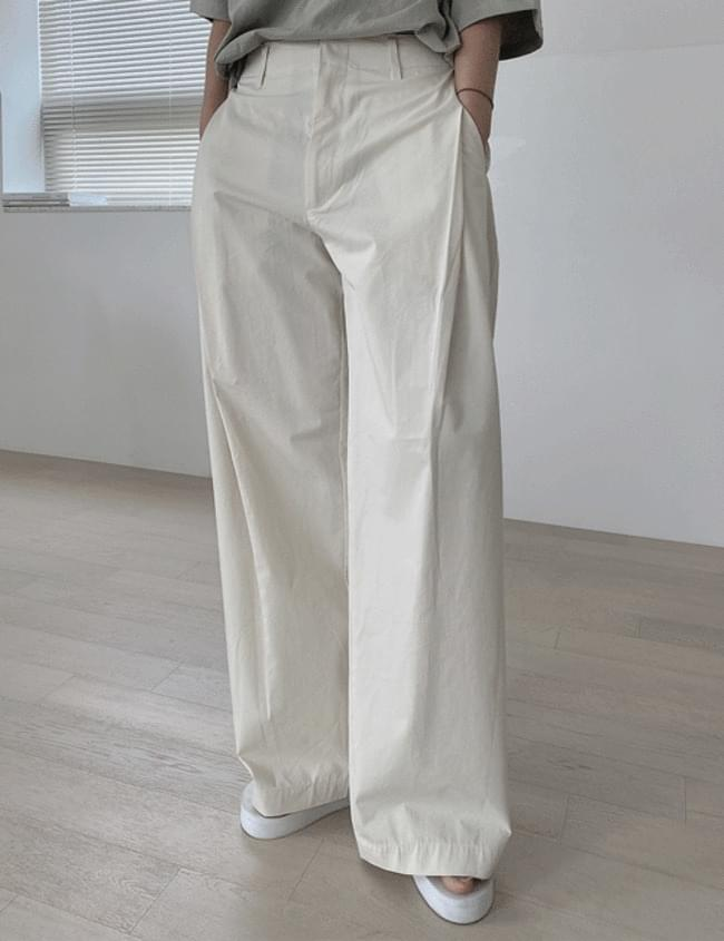 Focus wide pants