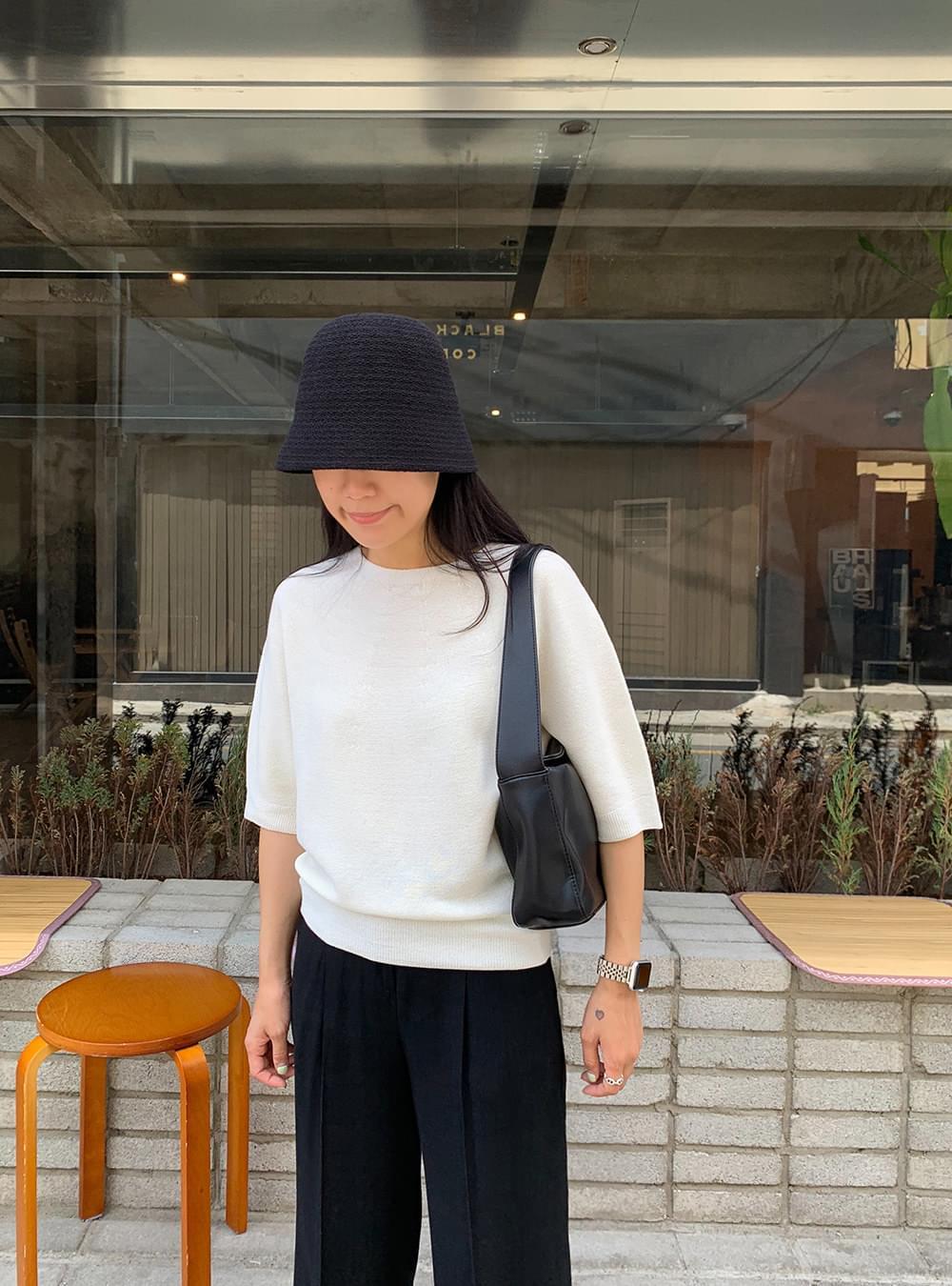 Summer Crochet Bucket Hat
