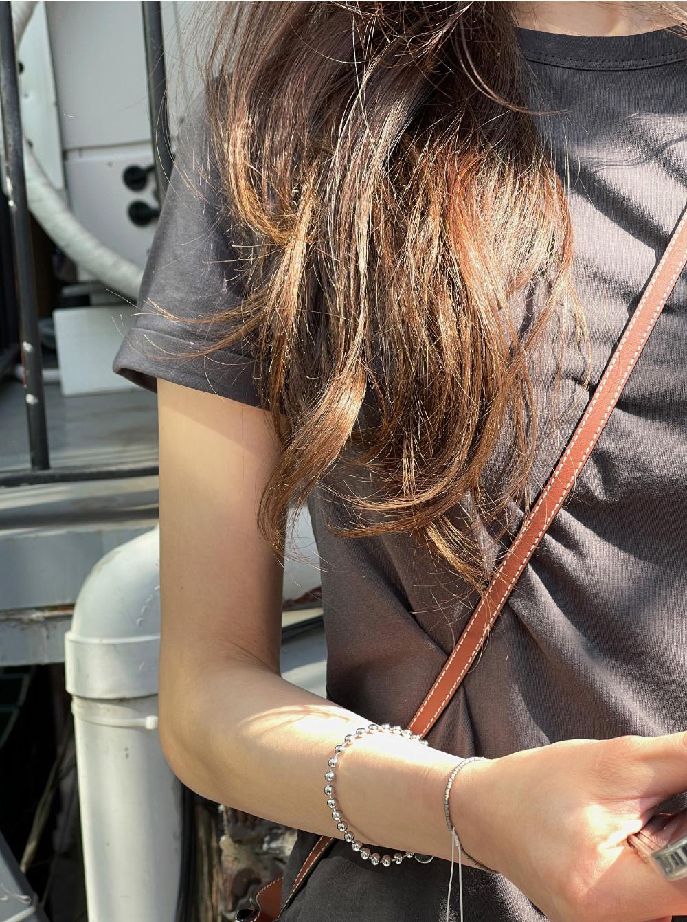Audi Silverball Bracelet