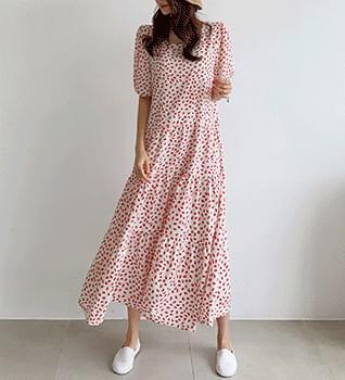 Amber Spandex Flare Dress #37948