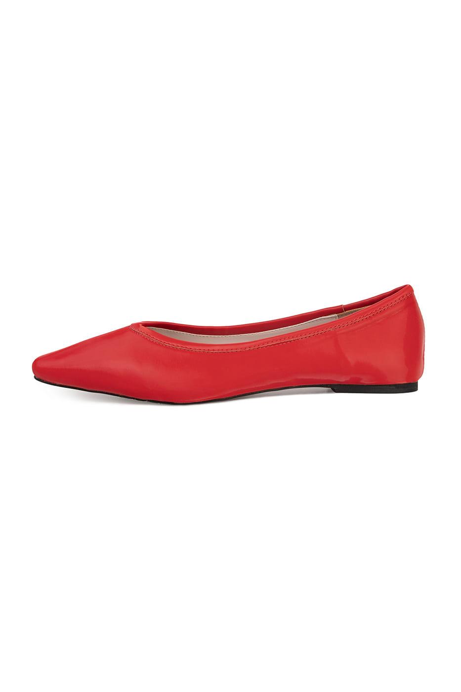 Les Shine Flat Shoes