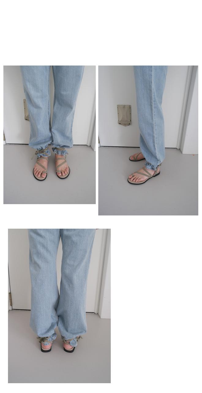 flip flops strap sandals