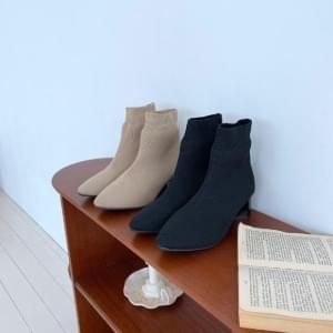 Ankle Socks Boots 5cm