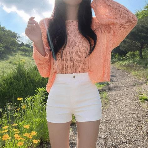 Discover basic short pants