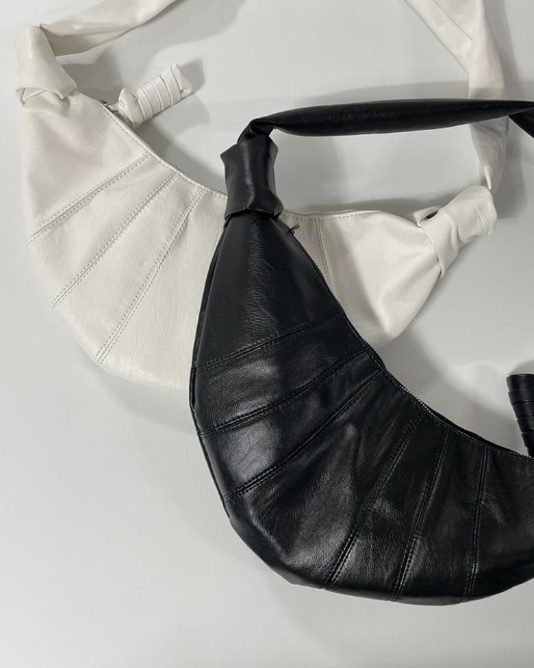 Vandal Leather Cross Sling Bag
