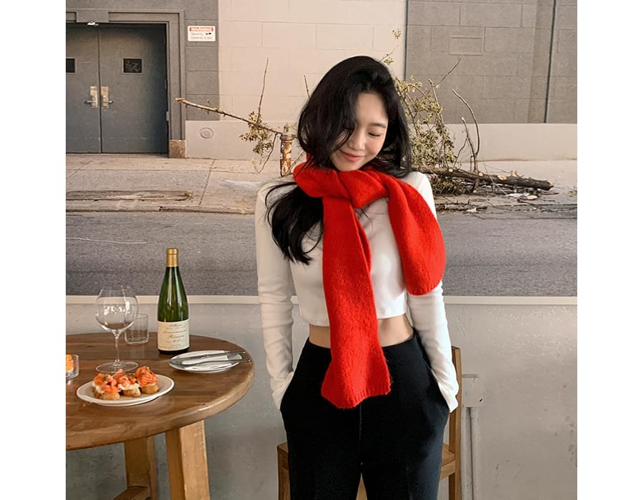 Pantone Daily Wool Scarf