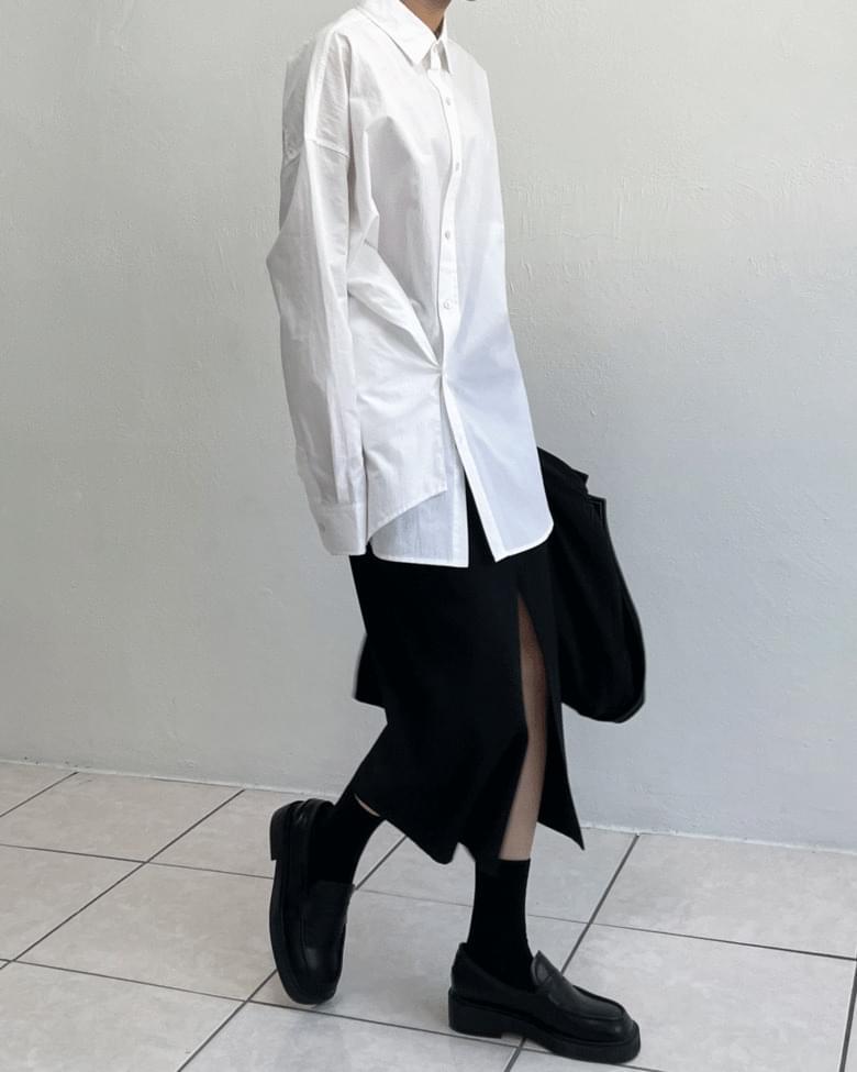 マイルスラップオ・バフェットシャツ