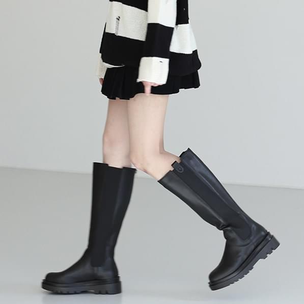 Stumpy Long Chelsea Boots 靴子