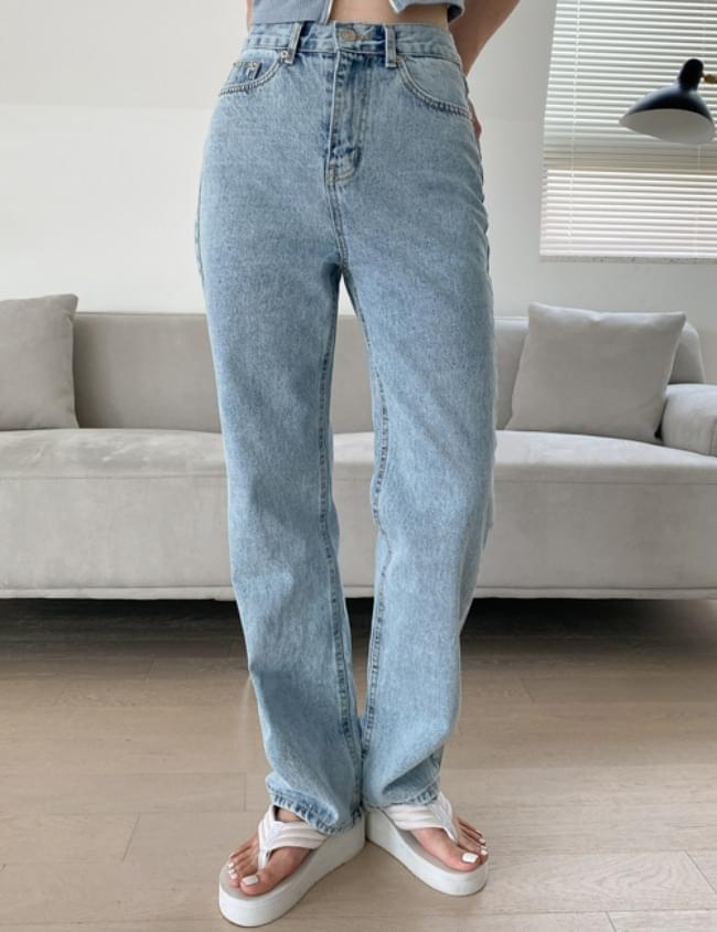 no.7551 happy denim pants