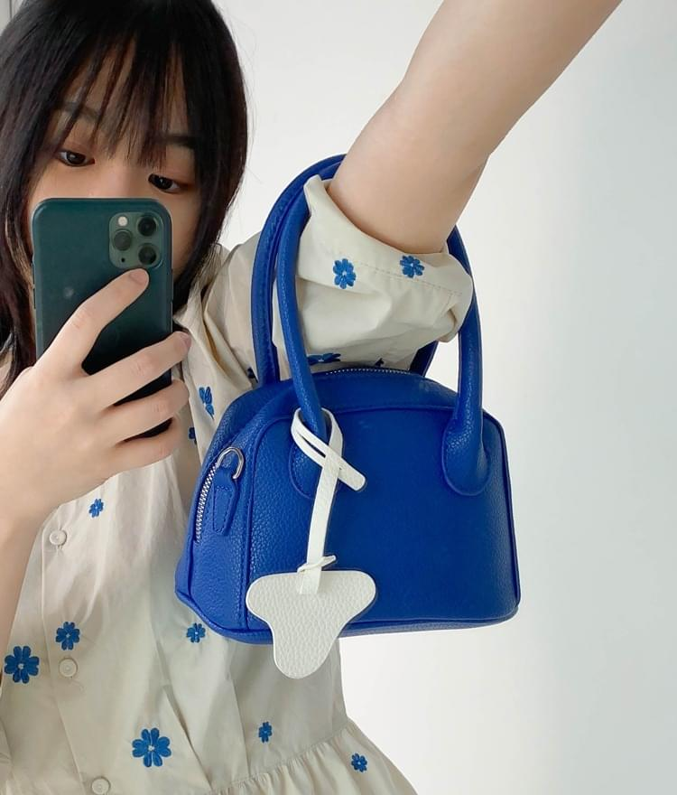 Bowling mini handbag