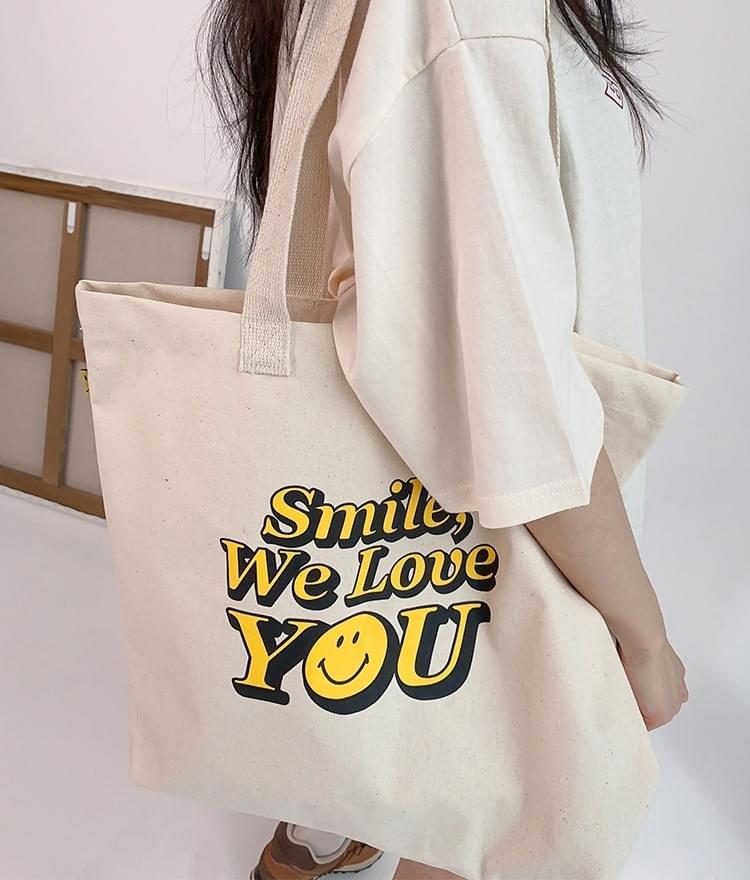 Smile Eco Bag