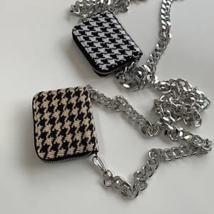 Hound mini wallet chain bag