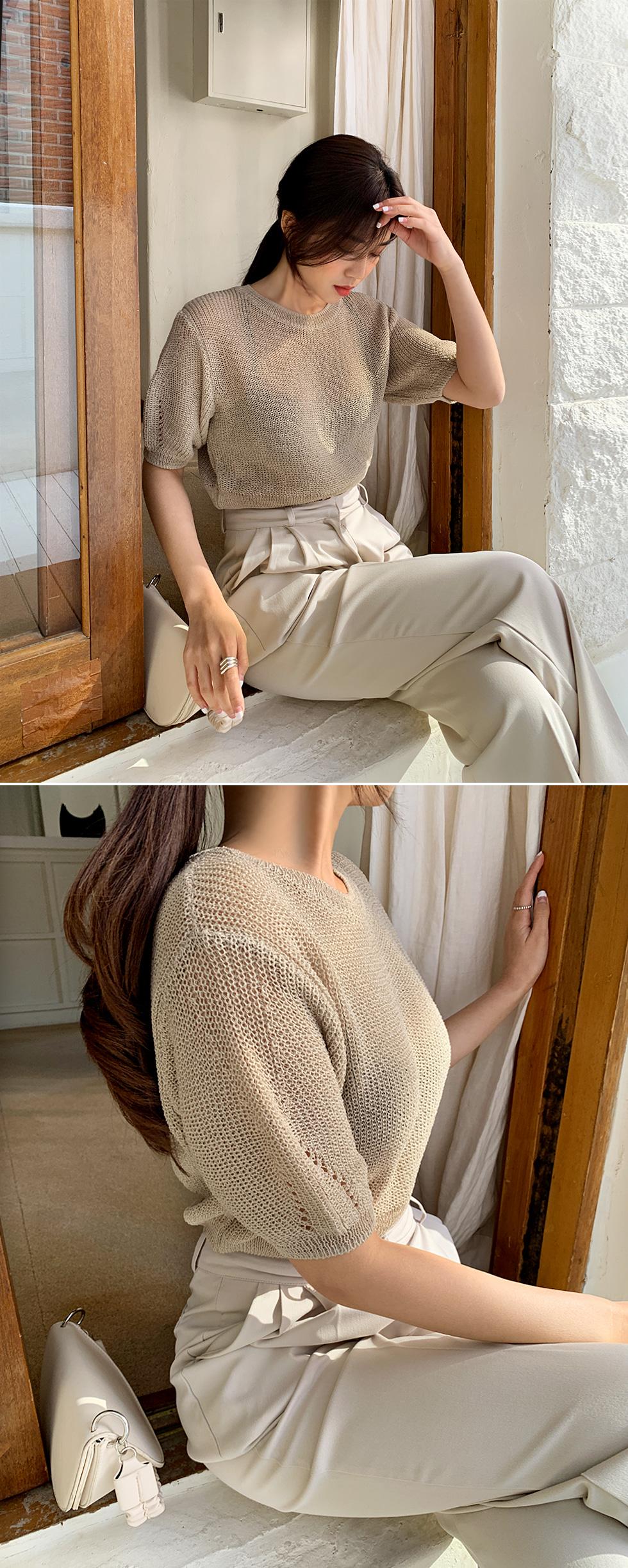 Shea Volume Knitwear